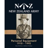 New Zealand Army Personal Equipment 1910-1945