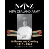 New Zealand Army Uniforms and Clothing 1910-1945