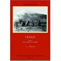 Official History Italy - Volume 1: The Sangro to Cassino