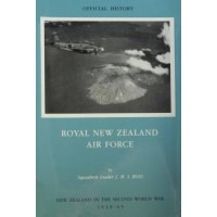 Official History: ROYAL NEW ZEALAND AIR FORCE