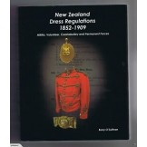 New Zealand Dress Regulations 1852-1909