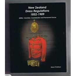 New Zealand Dress Regulations 1852-1909