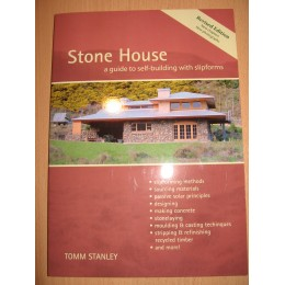 Stone House: A Guide to Self-Building with Slipforms